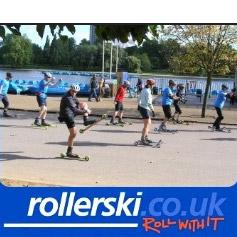 Rollerski London